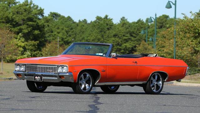 1970 Chevrolet Impala Convertible In Geneva Il Classic