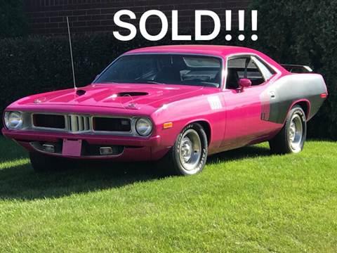 1972 Plymouth Barracuda for sale in Geneva, IL