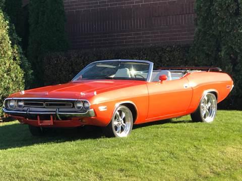 1971 Dodge Challenger For Sale Carsforsale Com