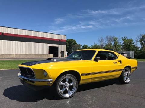 1969 Ford Mustang for sale at Classic Auto Haus in Geneva IL