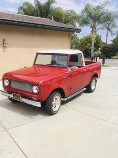Used 1964 International Scout For Sale In Anaheim Ca Carsforsale Com