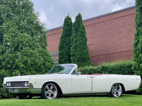 1966 Lincoln Continental for sale at Classic Auto Haus in Geneva IL