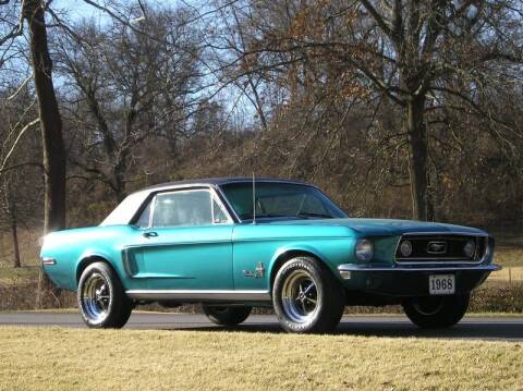 1968 Ford Mustang for sale at Classic Auto Haus in Geneva IL