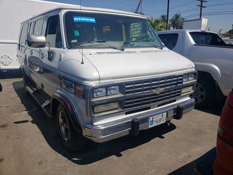 1994 Chevrolet Sportvan for sale in Los Angeles, CA