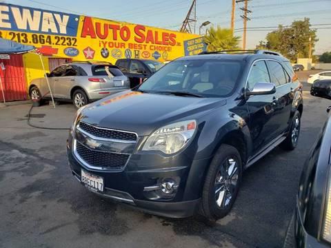 2014 Chevrolet Equinox for sale in Los Angeles, CA