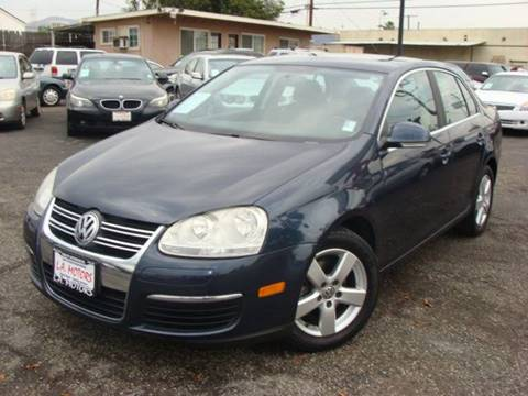 2008 Volkswagen Jetta for sale in Azusa, CA
