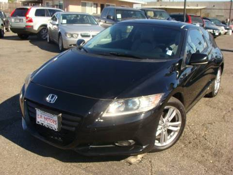 2011 Honda CR-Z for sale in Azusa, CA