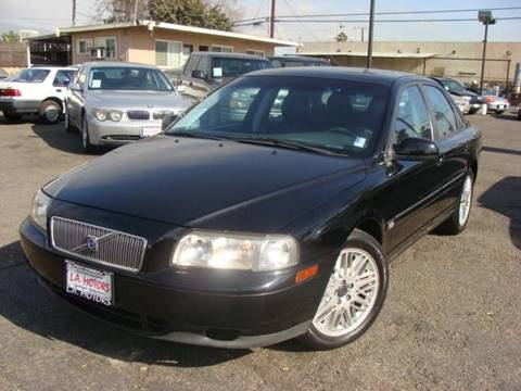 2003 Volvo S80 for sale at L.A. Motors in Azusa CA