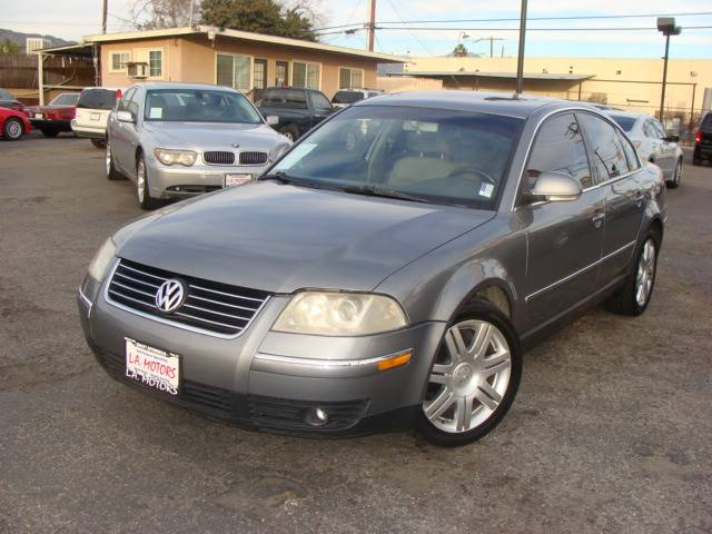 2005 Volkswagen Passat GLS 1.8T 4dr Turbo Sedan