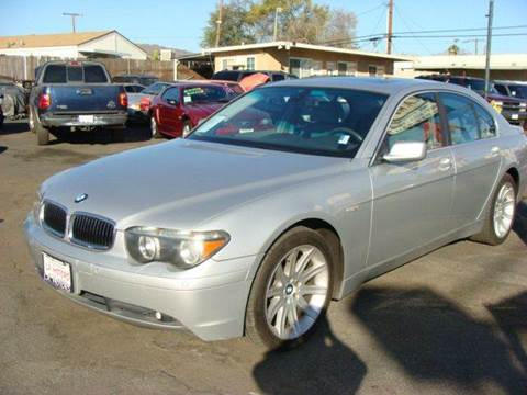 2004 BMW 7 Series for sale in Azusa, CA