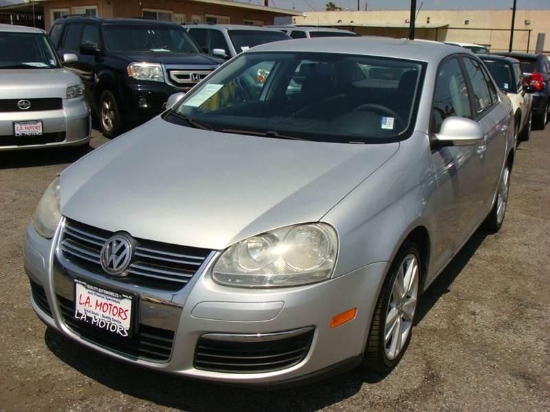 2008 Volkswagen Jetta S 6A