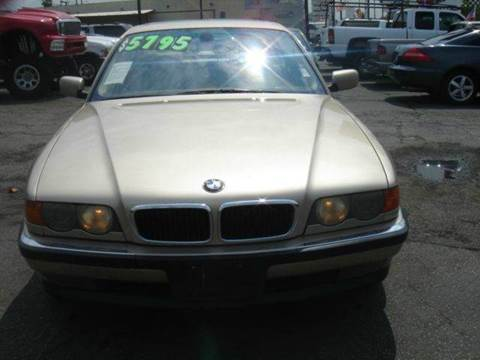 1999 BMW 7 Series For Sale  Carsforsalecom