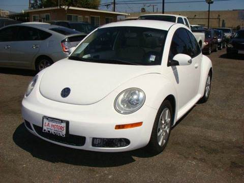 2010 Volkswagen New Beetle for sale in Azusa, CA