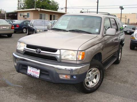 2001 Toyota 4Runner for sale in Azusa, CA