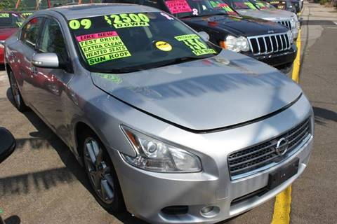 2009 Nissan Maxima for sale in Bronx, NY
