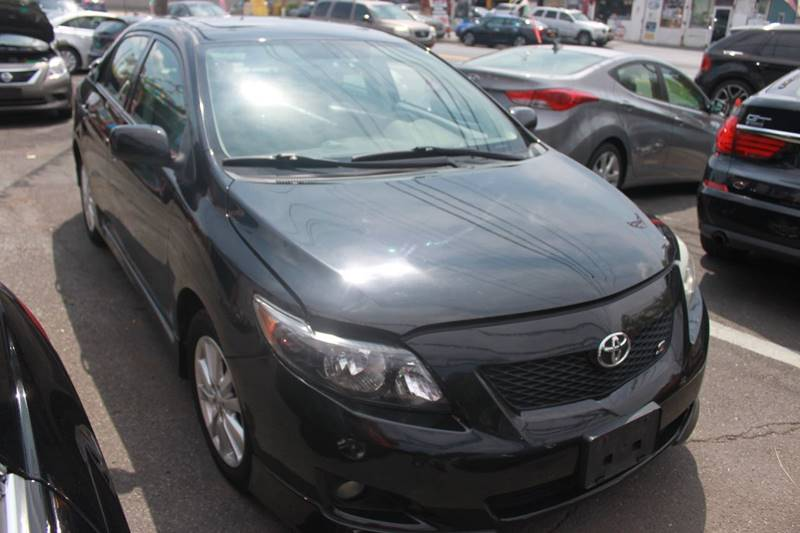2010 Toyota Corolla For Sale At CHASE AUTO GROUP INC In Bronx NY