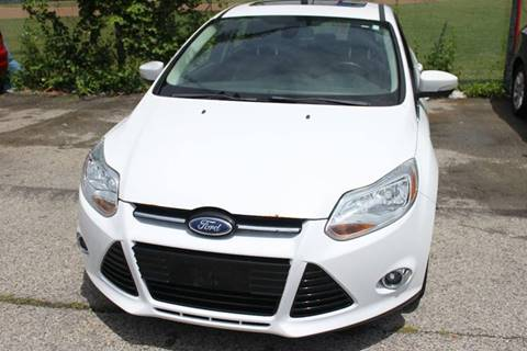 2012 Ford Focus for sale in Bronx, NY