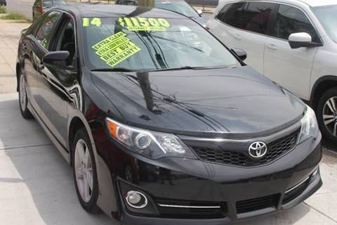 2014 Toyota Camry for sale in Bronx, NY