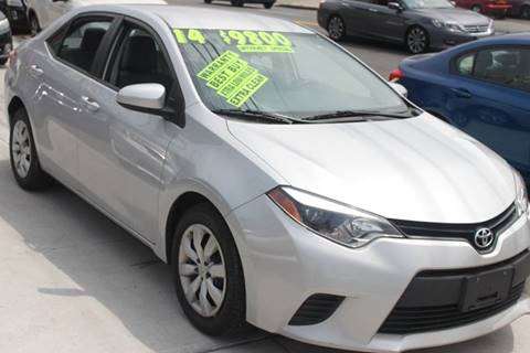 2014 Toyota Corolla for sale in Bronx, NY