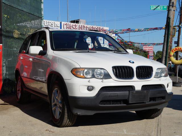 2005 BMW X5 In Bronx NY - CHASE AUTO GROUP INC