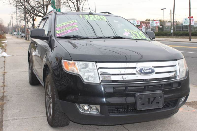 Ford Edge For Sale At Chase Auto Group Inc In Bronx Ny