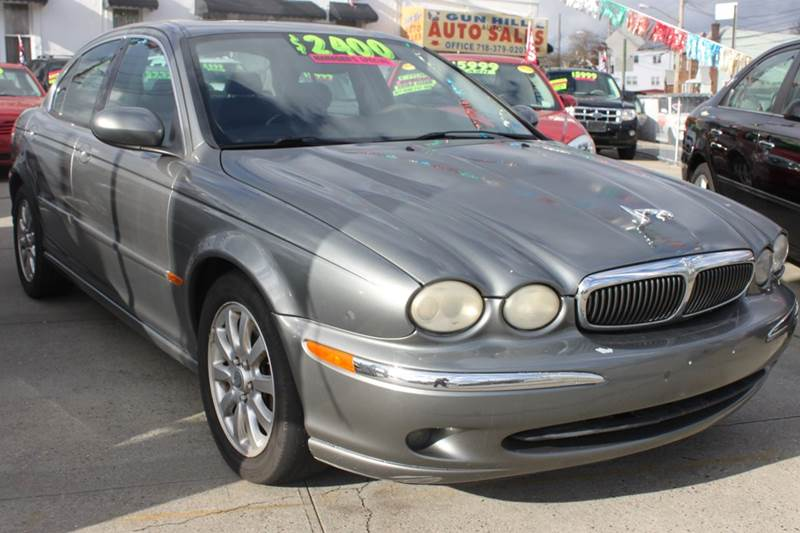 2003 Jaguar X Type For Sale At CHASE AUTO GROUP INC In Bronx NY