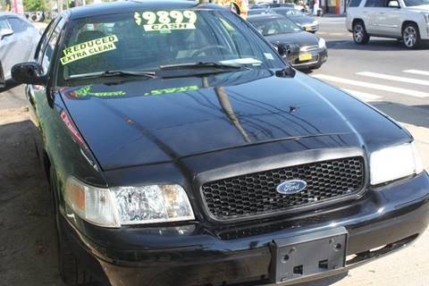 2010 Ford Crown Victoria for sale in Bronx, NY