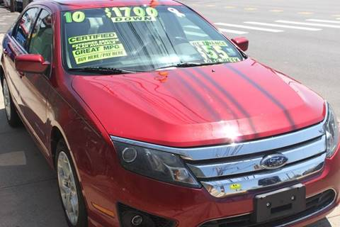 2010 Ford Fusion for sale in Bronx, NY