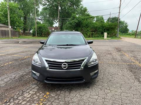 Nissan Columbus Ohio >> Nissan Altima For Sale In Columbus Oh Central Ohio Auto Sales Llc
