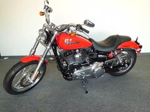 2011 Harley-Davidson FXDC for sale at Bob Patterson Auto Sales in East Alton IL