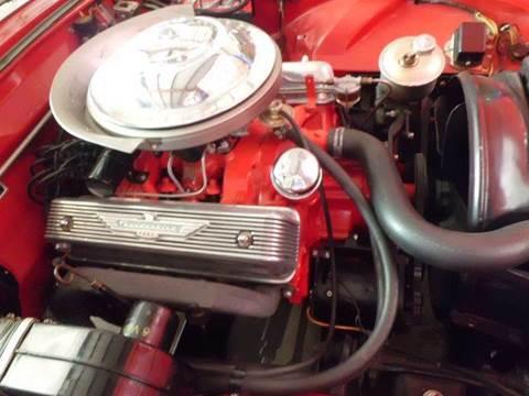 1955 Ford Thunderbird for sale at Bob Patterson Auto Sales in East Alton IL