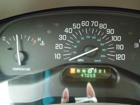 1997 Buick Century for sale at Bob Patterson Auto Sales in East Alton IL