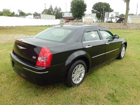 2010 Chrysler 300 for sale at Bob Patterson Auto Sales in East Alton IL