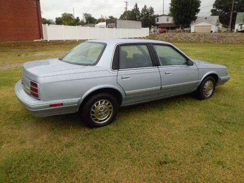 1996 Oldsmobile Cutlass Ciera for sale at Bob Patterson Auto Sales in East Alton IL