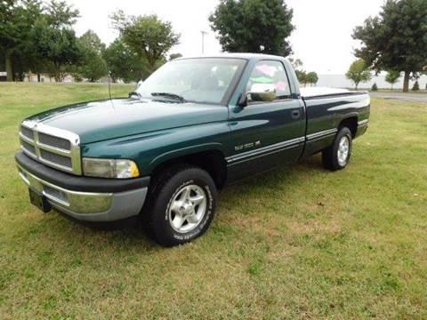 1997 Dodge Ram Pickup 1500 for sale at Bob Patterson Auto Sales in East Alton IL
