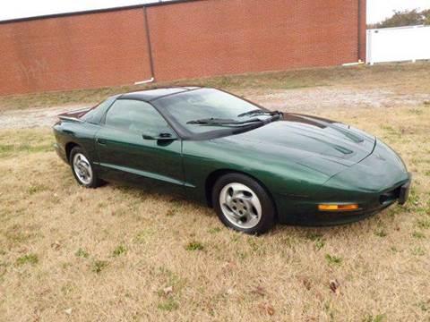 1995 Pontiac Firebird for sale at Bob Patterson Auto Sales in East Alton IL