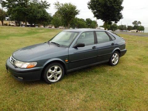 1999 Saab 9-3 for sale at Bob Patterson Auto Sales in East Alton IL