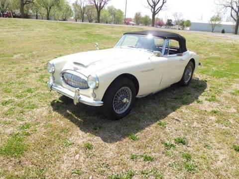1965 Austin-Healey 3000-MK8 for sale at Bob Patterson Auto Sales in East Alton IL