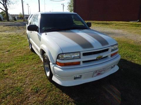 2005 Chevrolet Blazer for sale at Bob Patterson Auto Sales in East Alton IL