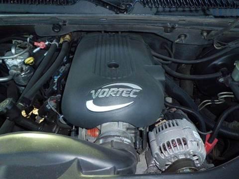 2002 Chevrolet Tahoe for sale at Bob Patterson Auto Sales in East Alton IL