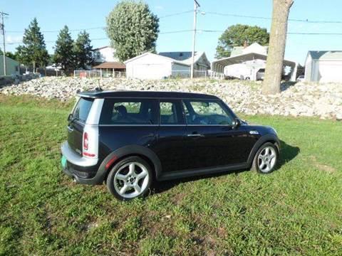 2008 MINI Cooper Clubman for sale at Bob Patterson Auto Sales in East Alton IL