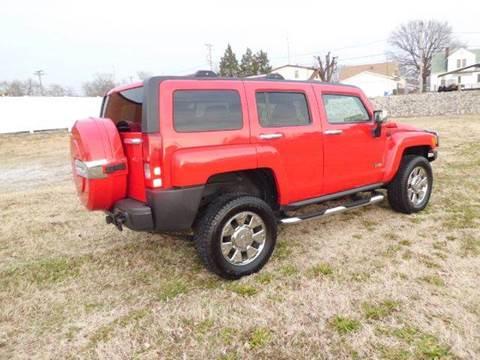 2007 HUMMER H3 for sale at Bob Patterson Auto Sales in East Alton IL