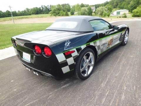 2008 Chevrolet Corvette for sale at Bob Patterson Auto Sales in East Alton IL
