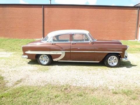 1953 Chevrolet Bel Air for sale at Bob Patterson Auto Sales in East Alton IL