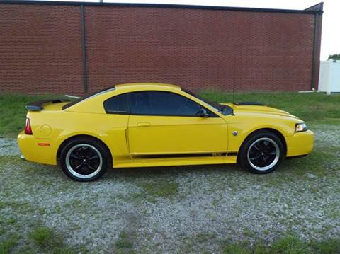 2004 Ford Mustang for sale at Bob Patterson Auto Sales in East Alton IL