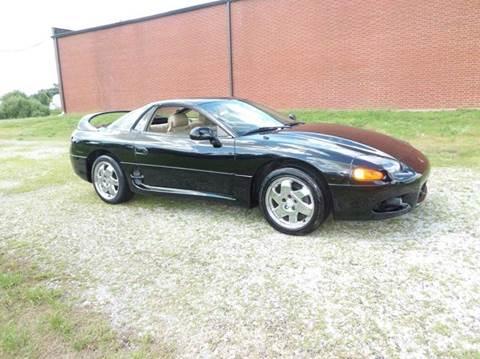 1998 Mitsubishi 3000GT for sale at Bob Patterson Auto Sales in East Alton IL