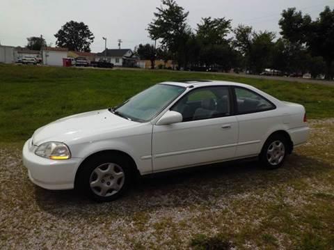 1998 Honda Civic for sale at Bob Patterson Auto Sales in East Alton IL