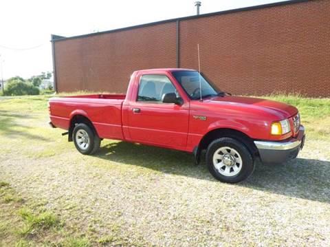 2003 Ford Ranger for sale at Bob Patterson Auto Sales in East Alton IL