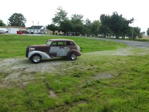 1938 Chevrolet Master Deluxe for sale at Bob Patterson Auto Sales in East Alton IL