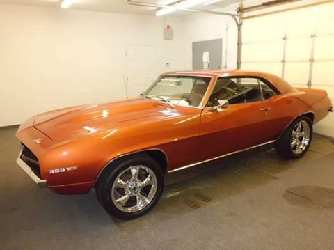 1969 Chevrolet Camaro for sale at Bob Patterson Auto Sales in East Alton IL